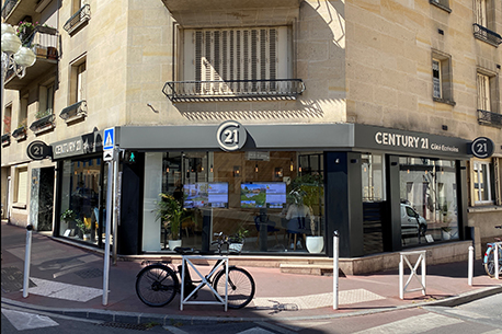Agence immobilière CENTURY 21 ADM Grand Sud, 92120 MONTROUGE